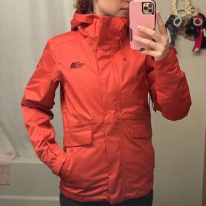 North Face Womens Monarch TriClimate Jacket Snow